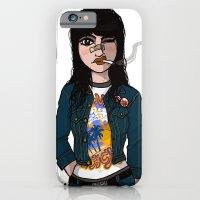 Rock Chick iPhone 6 Slim Case