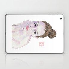 Portrait Of A Ballerina Laptop & iPad Skin