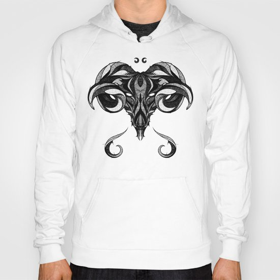 Signs of the Zodiac - Aries Hoody