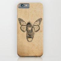 Flying sneakers iPhone 6 Slim Case