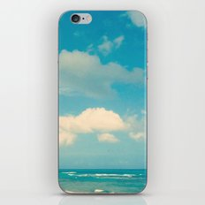 Loquillo Beach iPhone & iPod Skin