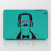 Hipsterstein iPad Case