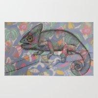 Chameleon(4) Rug