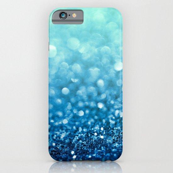 Tell Me True...Ocean Blue iPhone & iPod Case