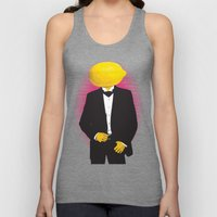 Lemonhead Unisex Tank Top