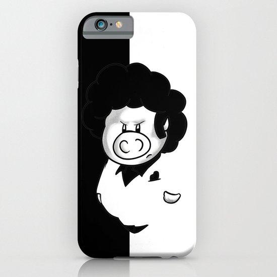 Hogface iPhone & iPod Case