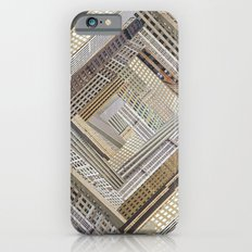 Skyscraper Quilt iPhone 6 Slim Case