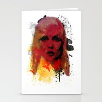 Debbie Harry - Blondie Stationery Cards