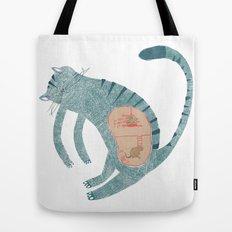 internal conspiracy Tote Bag