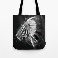 Don't Define the World (Chief of Dreams: Tiger ) Tribe Series Tote Bag