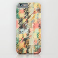 Pastel Colors Abstract Slim Case iPhone 6s