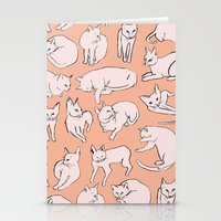 Picasso Cats Stationery Cards