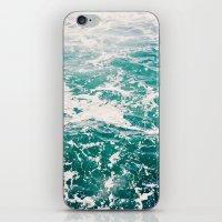 Dive In iPhone & iPod Skin