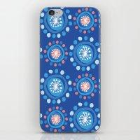 Bubbly Pattern iPhone & iPod Skin