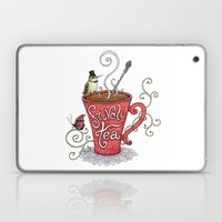 Frivoli-Tea Laptop & iPad Skin
