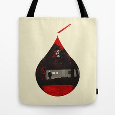 Horror Icons: Friday The 13th Tote Bag