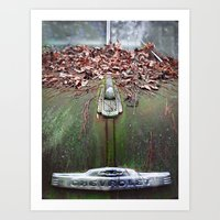 See The USA In Your Chev… Art Print