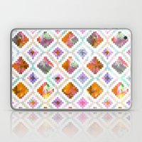 Aztec Sunrise Laptop & iPad Skin