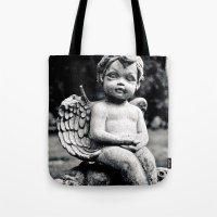 Forgotten Angel Tote Bag