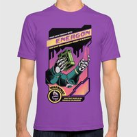 Oh Goodie! Mens Fitted Tee Ultraviolet SMALL