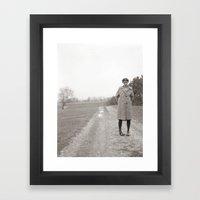 Anya (Nashville) Framed Art Print