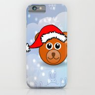 Christmas Bear iPhone 6 Slim Case
