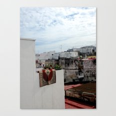 Carpet in Tangier  Canvas Print