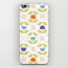 Mod Flowers iPhone & iPod Skin