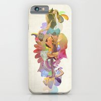 iPhone & iPod Case featuring PSYCHIC by ICE CREAM FOR FREE