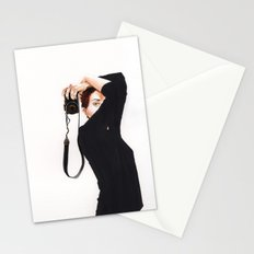 Self portrait 4 Stationery Cards