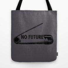 No Future Tote Bag