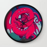 Last of the Dovah (Skyrim) Wall Clock