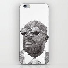 Isaac iPhone & iPod Skin