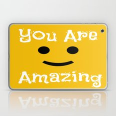 YOU ARE AMAZING Laptop & iPad Skin