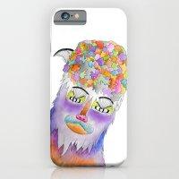 Psychic Bison Cat iPhone 6 Slim Case