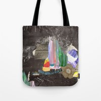 Cave Garden I Tote Bag
