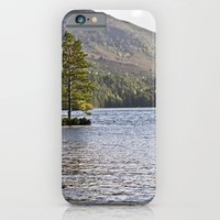 iPhone & iPod Case featuring The Lonely Tree by Julian Clune