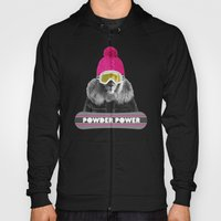 LION SURFER POWDER POWER Hoody