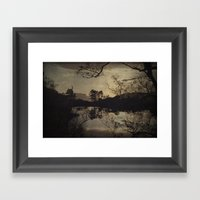 Witches Brew Framed Art Print
