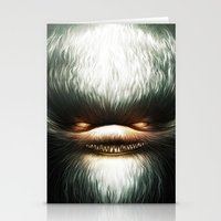 Little Evil Stationery Cards