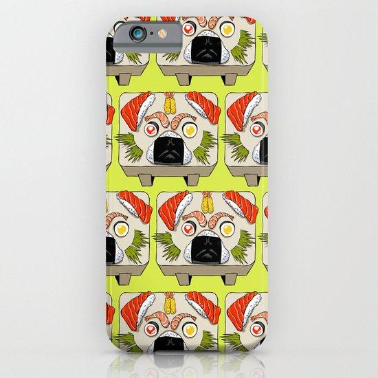 Pug Sushi  iPhone & iPod Case