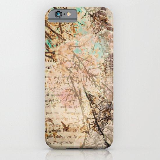 Vertebral iPhone & iPod Case