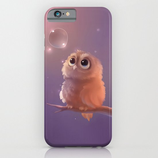 Little Guardian iPhone & iPod Case