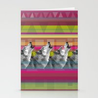 Wolves- NonSM Stationery Cards
