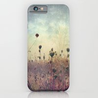 Her Mind Wandered In Bea… iPhone 6 Slim Case