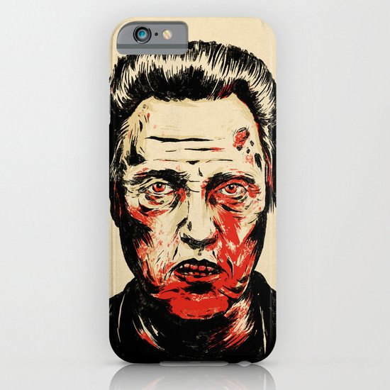 Walken Dead iPhone & iPod Case