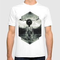 Surtur Mens Fitted Tee White SMALL