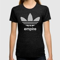 Star Wars-Empire Womens Fitted Tee Tri-Black SMALL