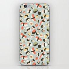 Yummy Sushi! iPhone & iPod Skin