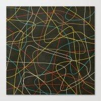 Loom Knox Canvas Print